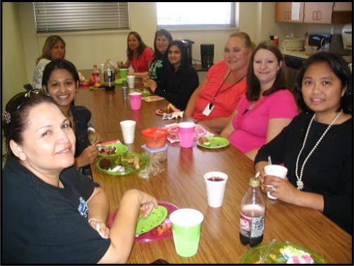 Stipes Elementary Appreciation Luncheon